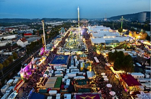 Cannstatter volksfest ber zahlen redet man nicht gerne for Divan 2 bad cannstatt