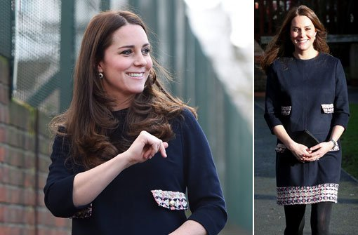 royals briten herzogin catherine geruechte leihmutter schwangerschaft