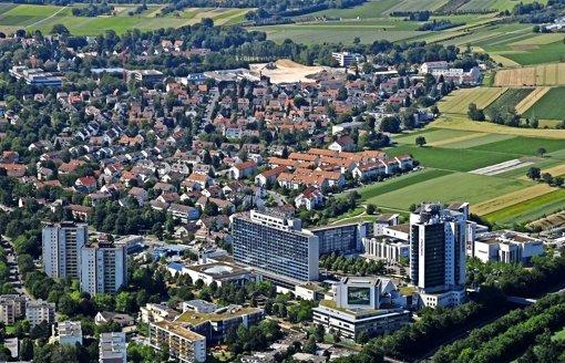 Wohnen auf den Fildern: Möhringen wächst am schnellsten - Stuttgarter Nachrichten