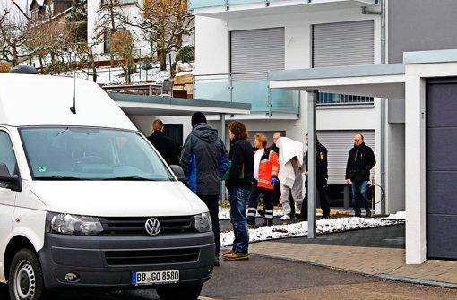 Motiv noch unklar: Mord in bester Wohnlage - Stuttgarter Nachrichten
