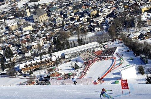 ... steht beim Turnier in Kitzbühel im Achtelfinale. Foto: Friso Gentsch