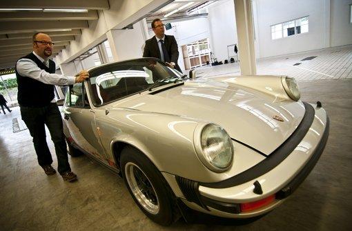 Fotostrecke: Korntal-Münchingen: Neuer Raum für Porsche-Unikate Bild ...