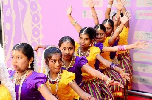 Indisches Filmfestival Stuttgart Exotisches Farbenmeer