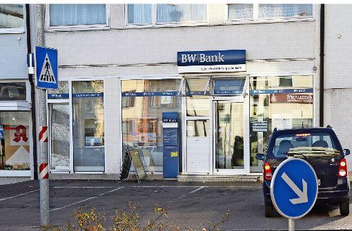 In Fellbach Und Kernen ändert BW-Bank Ihren Service: In