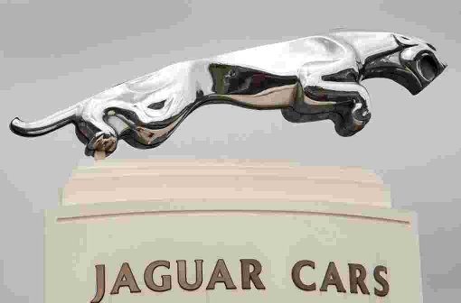 Jaguar im Wert von 65.000 Euro gestohlen