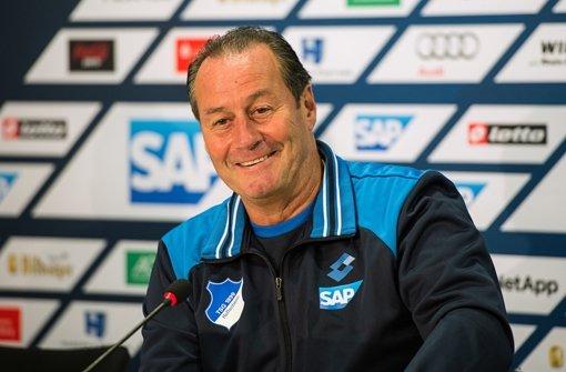 """Huub Stevens über Hoffenheim - """"Mannschaft gehört da nicht hin"""""""
