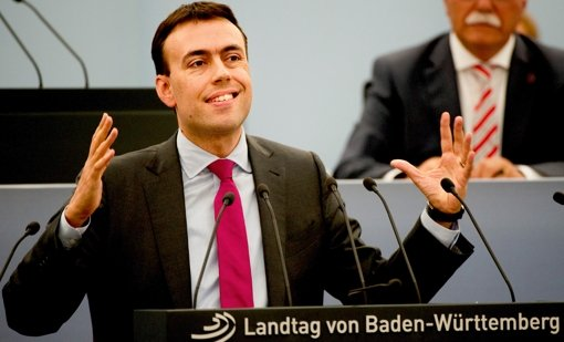 Landtagswahl 2016: Thüringer Modell keine Option für Nils Schmid - Stuttgarter Nachrichten