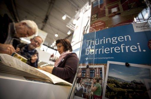CMT: Barrierefreiheit ein Zukunftsthema im Tourismus - Stuttgarter Nachrichten