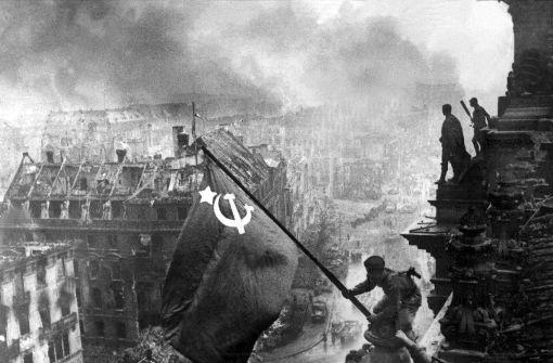 Junge Russen sollen künftig Mini-Reichstag stürmen - Stuttgarter Nachrichten