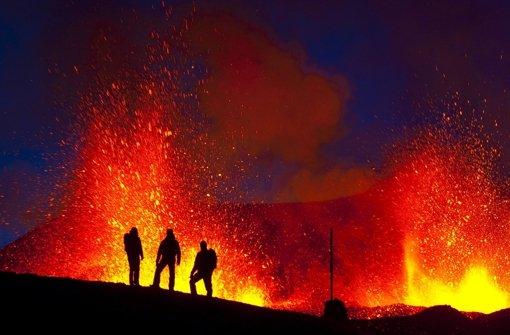 Die Welt der Vulkane: Die größten Vulkan-Ausbrüche der
