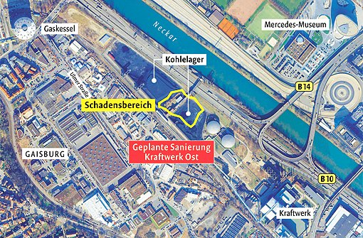 Kraftwerk In Gaisburg Giftdepot Bedroht Die Heilquellen