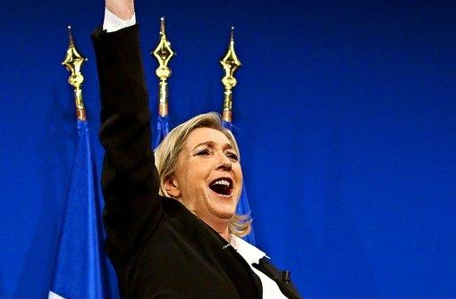 Rechte in Frankreich: Front National - Nett, jung und rechts - Stuttgarter Nachrichten