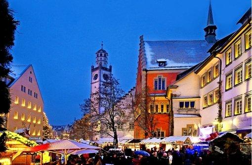 Ursprünge des Ravensburger Rutenfestes reichen bis ins Mittelalter ...