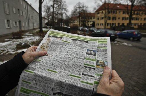 Immobilien In Stuttgart Preise Von Wohneigentum Steigen Am