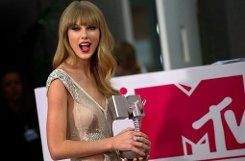 US-Sängerin Taylor Swiftbr Foto: dapd