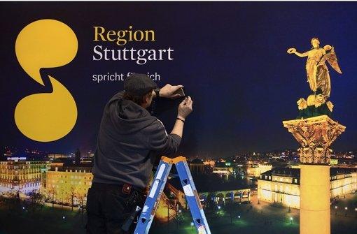 Die Region Stuttgart wird in Szene gesetzt: Solche Werbemaßnahmen kosten Geld – und der Fiskus wird jetzt wahrscheinlich einen zusätzlichen Aufwand verursachen. Foto: dpa