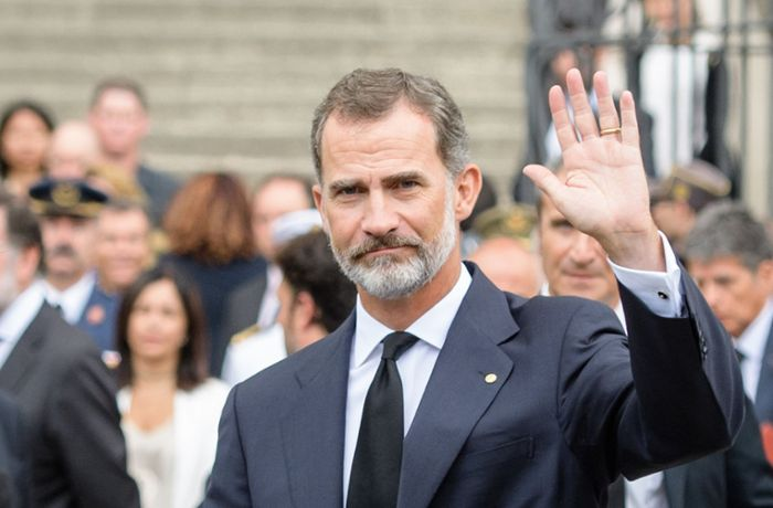 Referendum in Katalonien: König Felipe VI. hält Rede an die Nation
