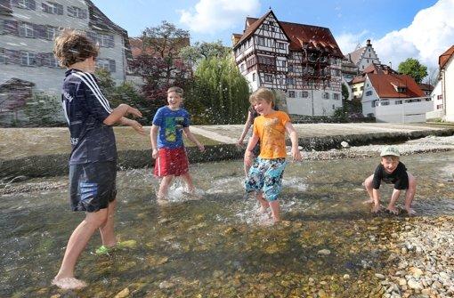 Kinder spielen weniger im Freien