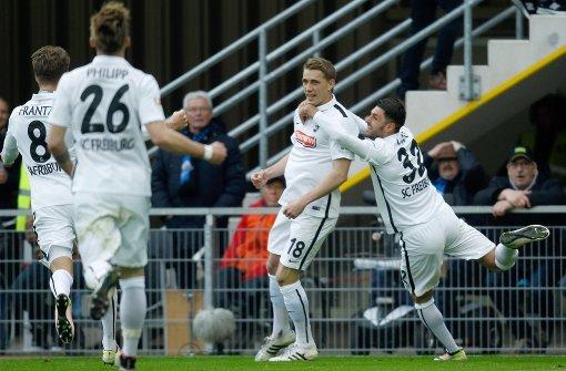 SC Freiburg gelingt Wiederaufstieg