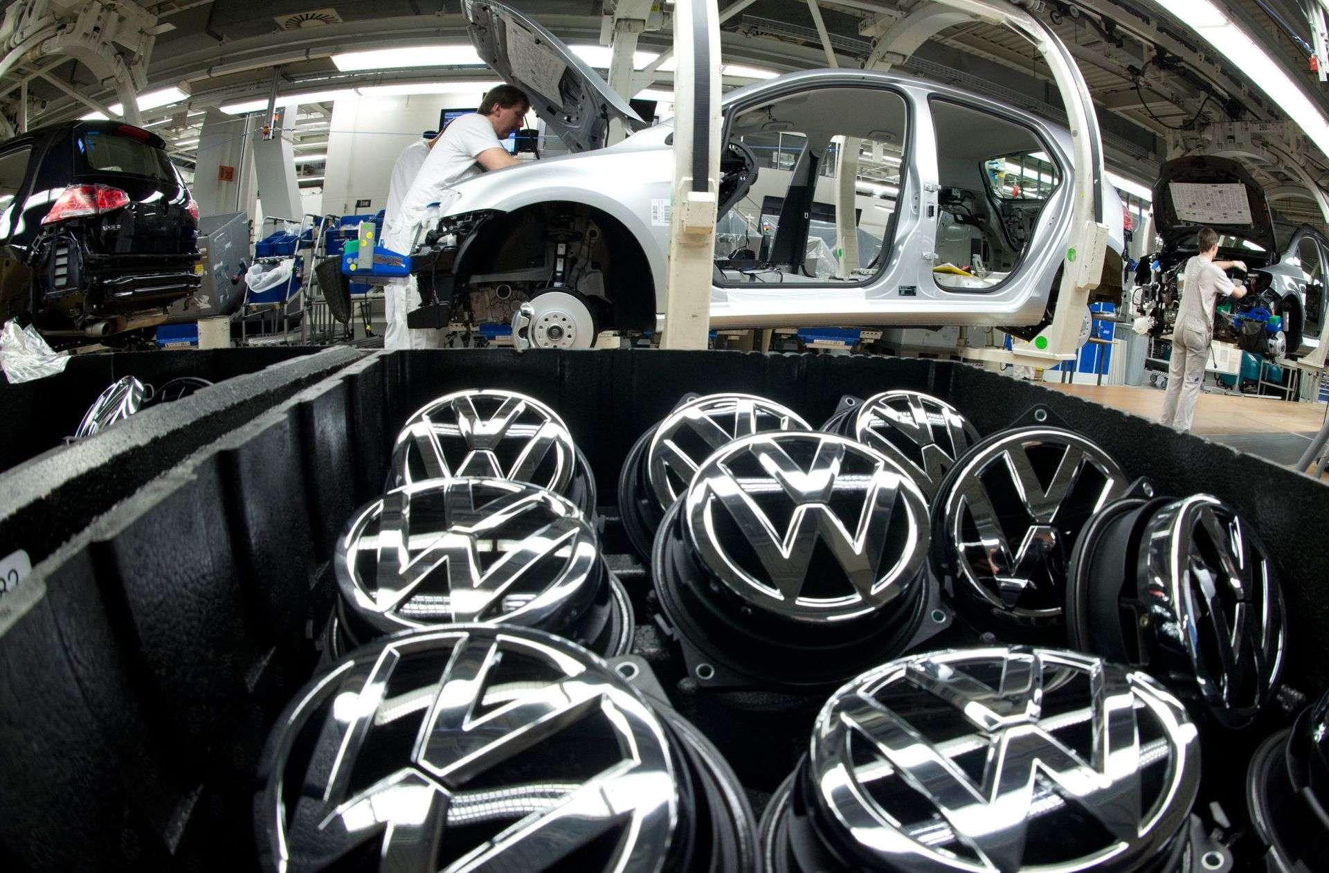 Volkswagen: Mit weniger Personal in die Zukunft