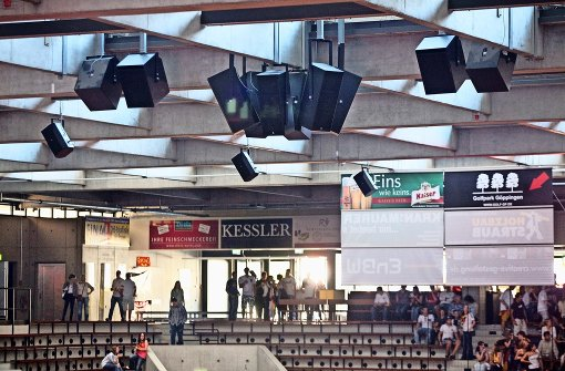 EWS-Arena bekommt bessere Technik