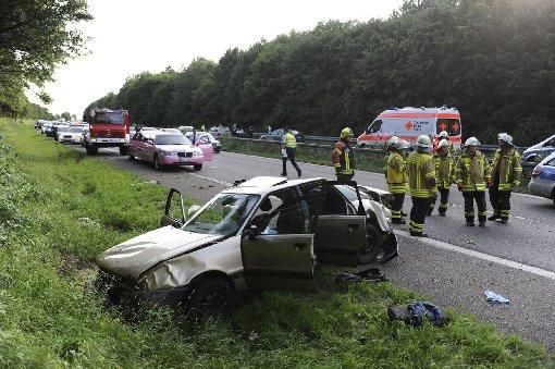 Unfall B27 Heute