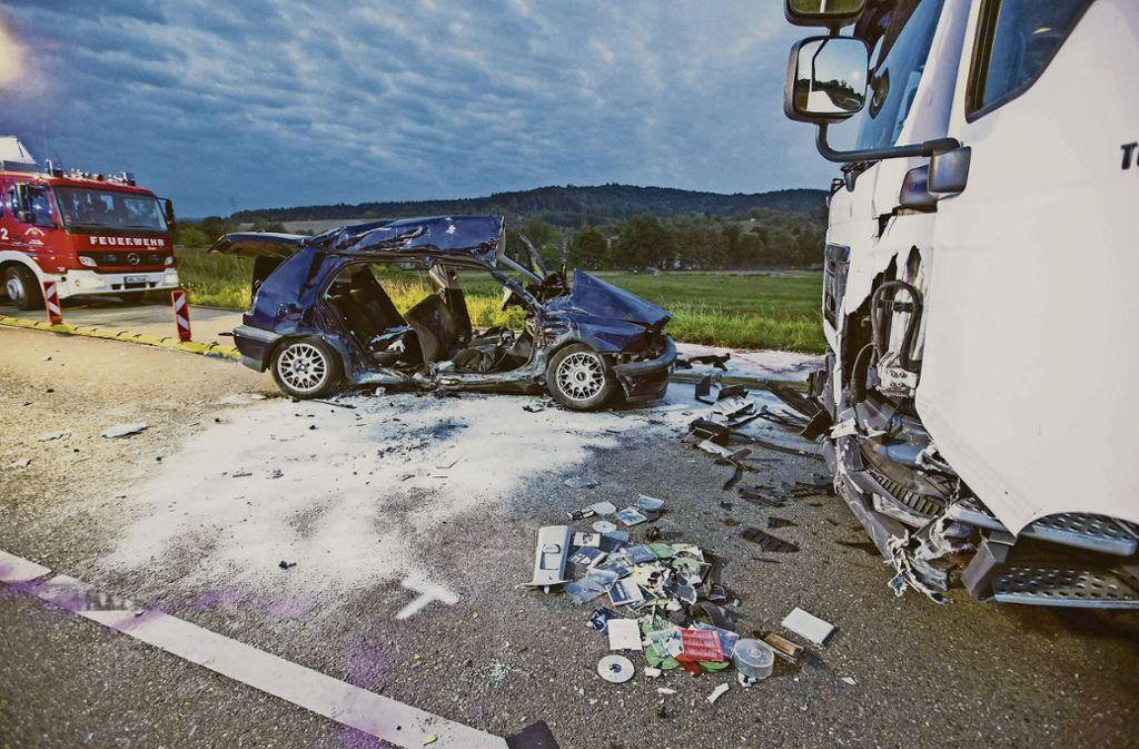 Unfall Schorndorf Heute