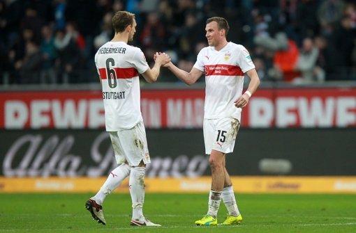 Der VfB marschiert – und darf träumen