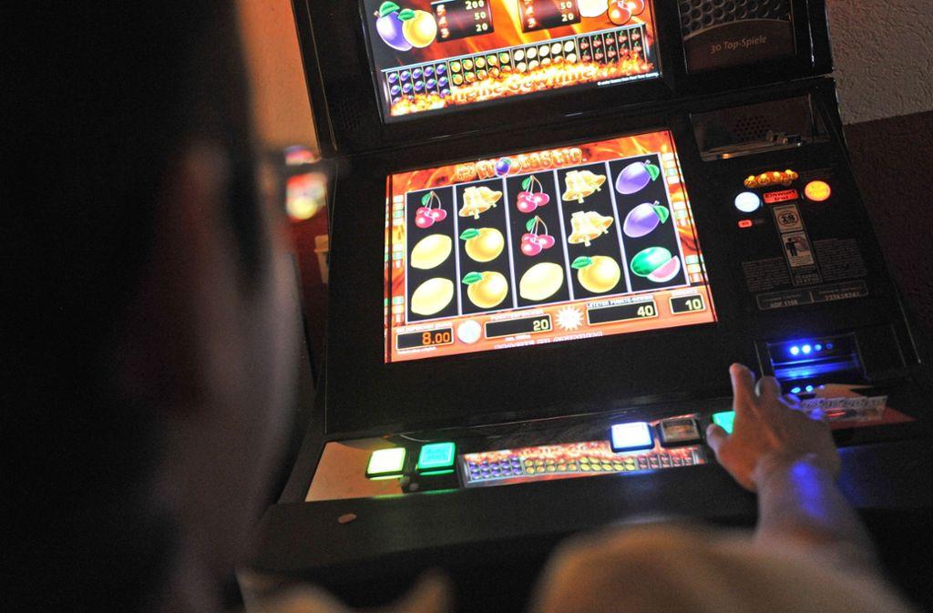 Spieleautomaten