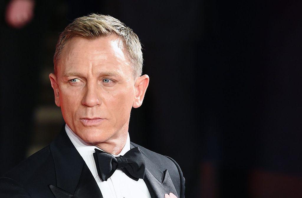 Deutscher Schauspieler James Bond