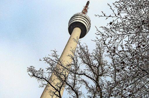 Mehr Sauberkeit am Fernsehturm in Stuttgart