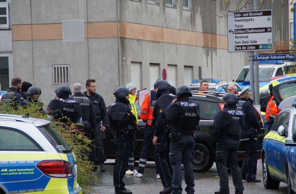 Polizei Remchingen