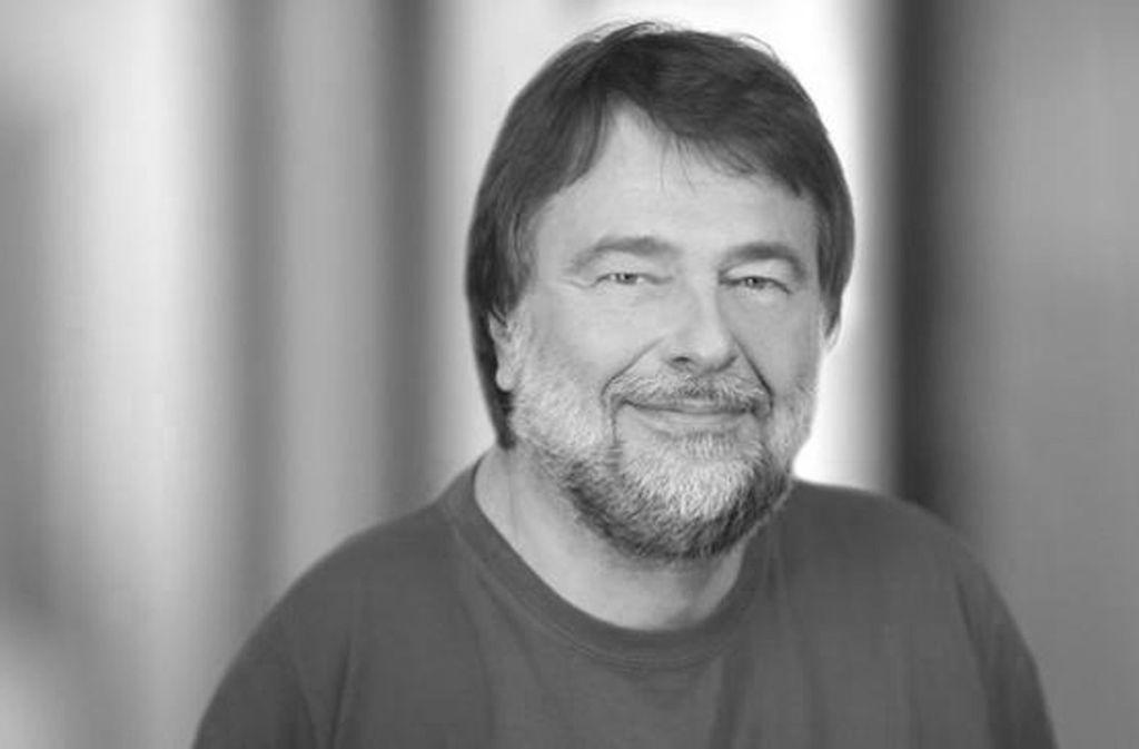 Mit 62 Jahren: SWR-Moderator Thomas Schmidt ist gestorben
