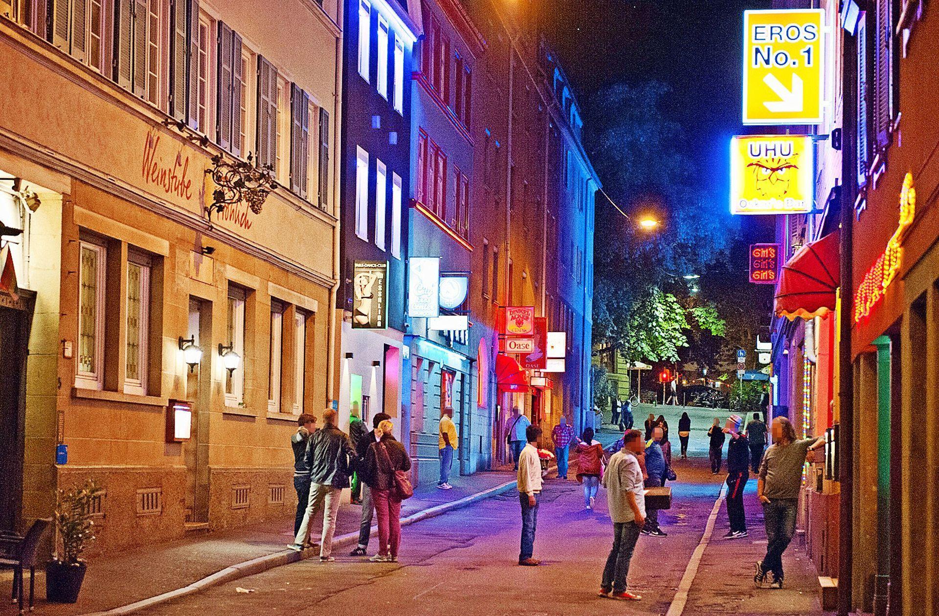 Rotlicht in Stuttgart: Hilfe beim Weg aus der