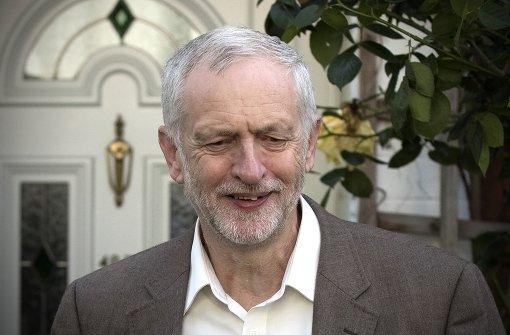 Labour-Chef Corbyn will nicht zurücktreten
