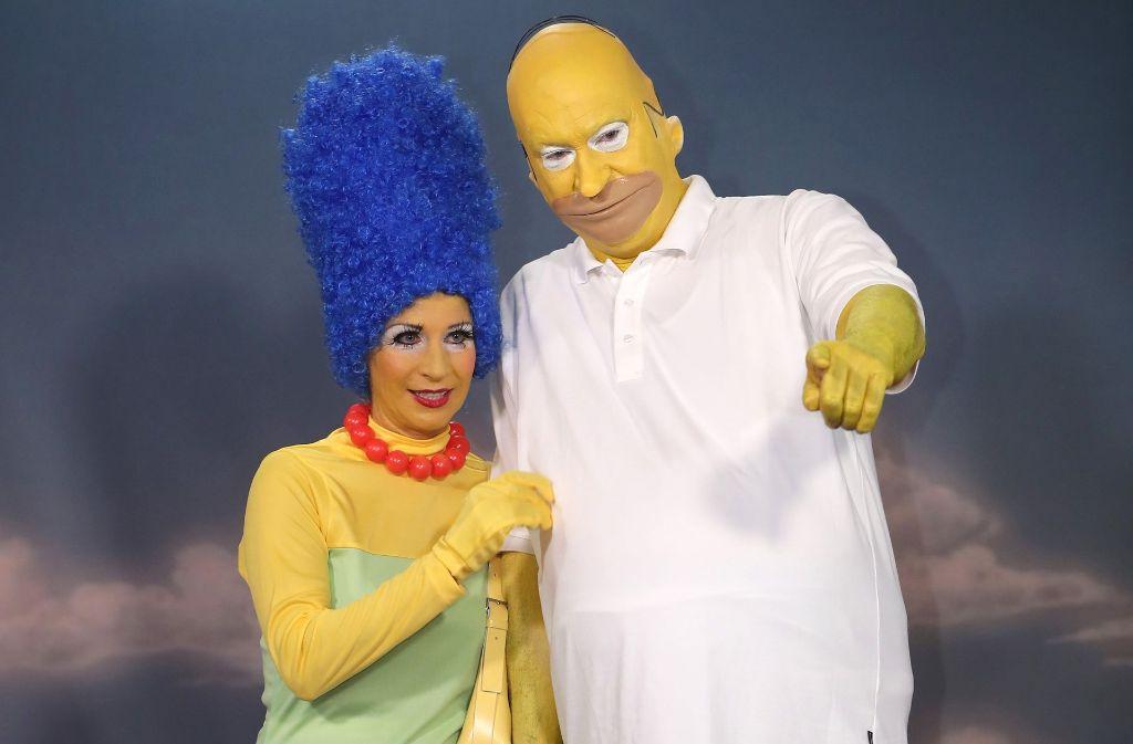 Fur Das Homer Und March Simpsons Kostum Braucht Man Vor Allem Eins