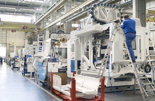 Maschinenbauer Heller wieder ganz in Familienbesitz