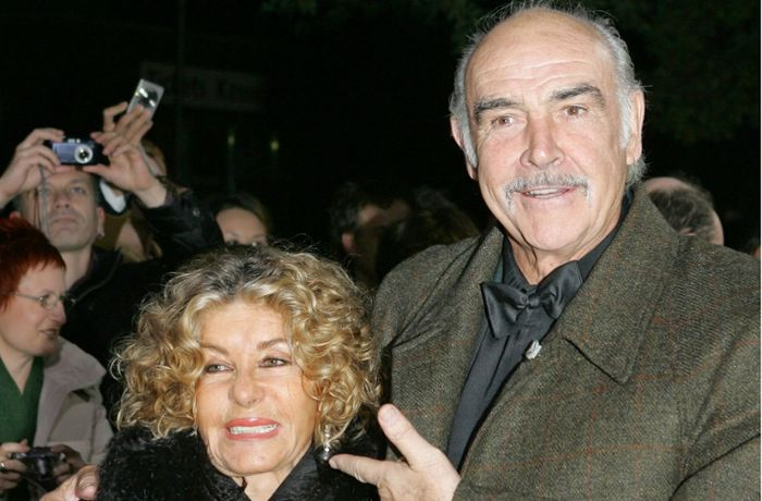 Sean Connery: James-Bond-Legende  stirbt mit 90 Jahren