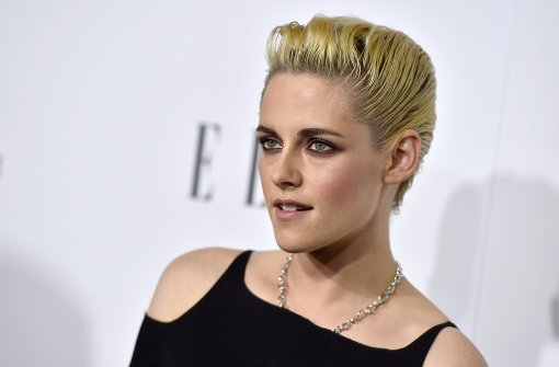 Schauspielerin Kristen Stewart erschien bei den 23. Elle Women in Hollywood Awards. Foto:dpa Foto: