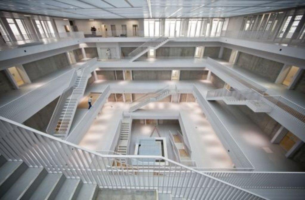 Eröffnung Oktober Bibliothek 21 Die Möbel Kommen Stuttgart