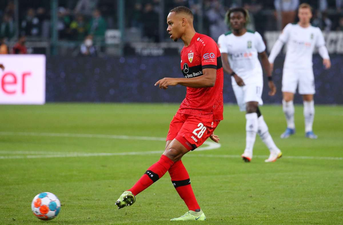 Borussia Mönchengladbach vs VfB Stuttgart: Nikolas Nartey and Wahid Faghir draw attention to themselves – VfB Stuttgart