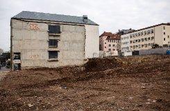 Das Areal des früheren Möbelhauses Mammut-Beck Foto: www.7aktuell.de/Gerlach