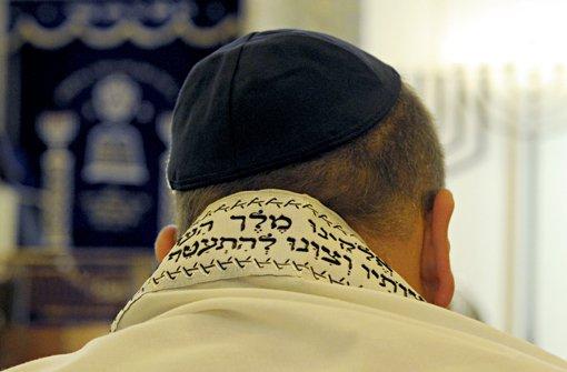 """""""Was heißt Messianisches Judentum?"""" Foto: dpa"""