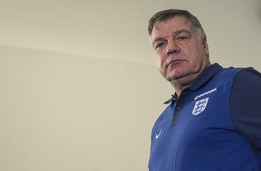 England trennt sich von Coach Allardyce nach Skandal