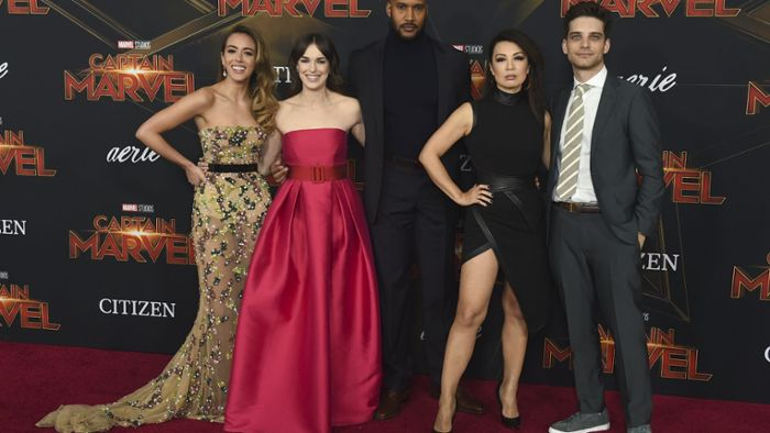"""Captain Marvel"" feiert Premiere in Los Angeles"