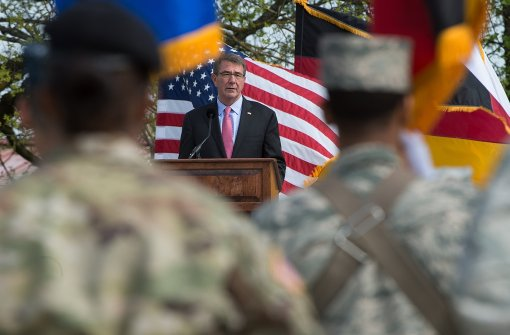 Verteidigungsminister beraten über Kampf gegen IS