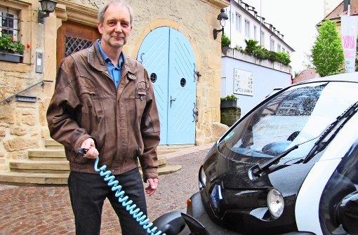 Elektro-Pioniere kommen in Fahrt