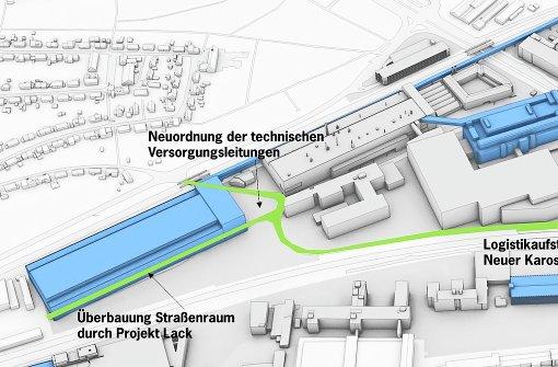 Otto-Dürr-Straße bleibt für Passanten offen