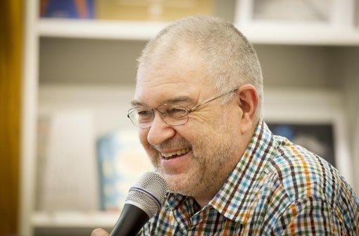 Dieter Buck ist einer der bekanntesten Autoren von Wanderbüchern. Foto: Lichtgut/Leif Piechowski