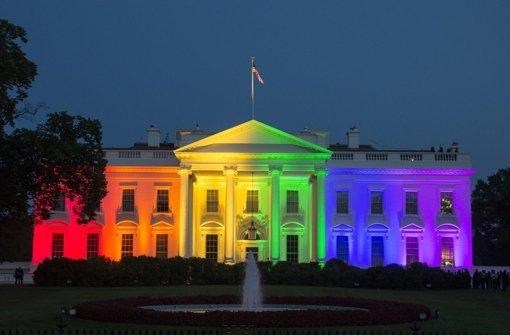 Homo-Ehe soll legalisiert werden - Nachrichtenpool